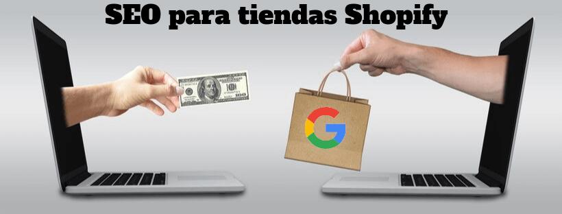 SEO para tiendas online Shopify