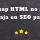 Los Sitemap HTML no son una ventaja en SEO